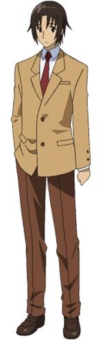 Seitokai Yakuindomo Takatoshi Tsuda