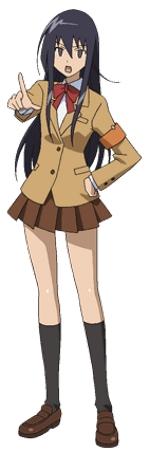 Seitokai Yakuindomo Shino Amakusa