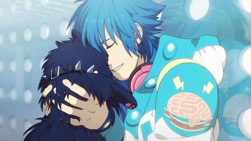 Aoba & Ren DRAMAtical Murder