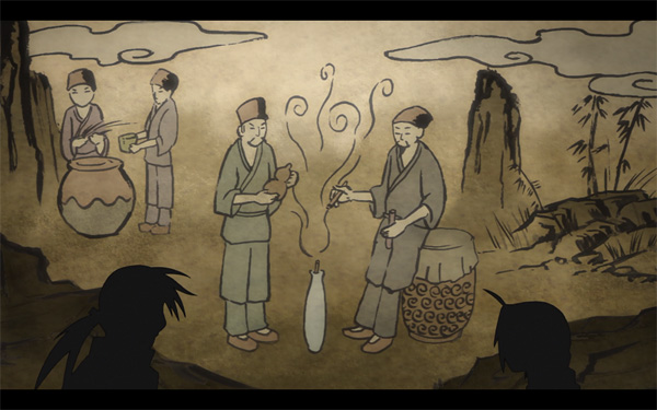 Xing culture from Fullmetal Alchemist