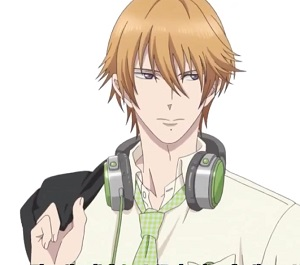 Brothers Conflict, Natsume Asahina