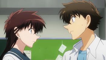 Linguistics - Magic Kaito 1412 - Aoko and Kaito
