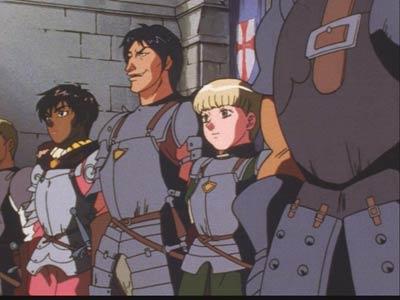 Berserk King's Army
