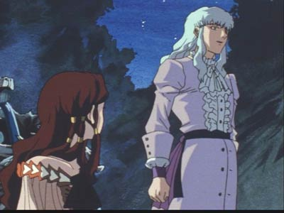 Berserk Griffith and Charlotte