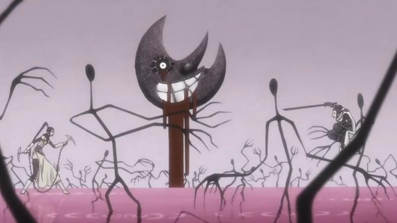 Soul Eater - The Moon in Masamune's Soul