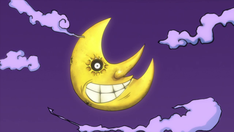 Soul Eater - The Moon