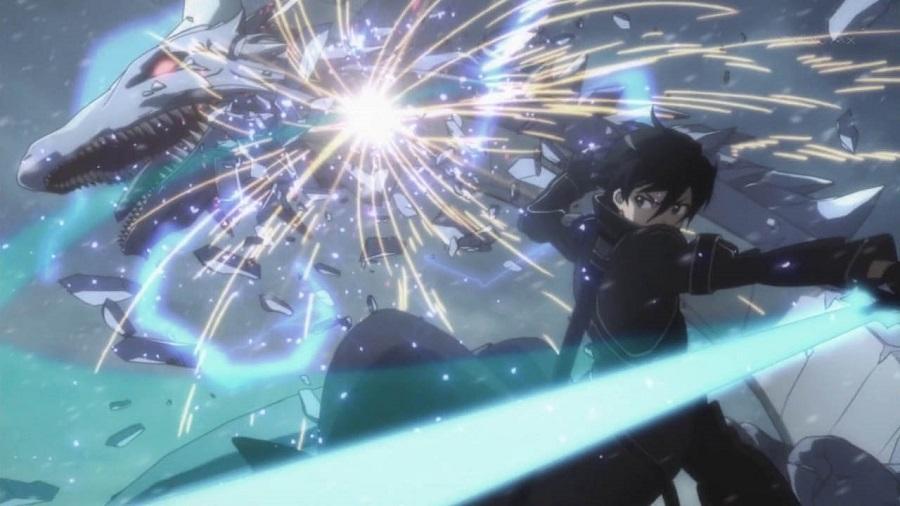 Sword Art Online Boss Fight