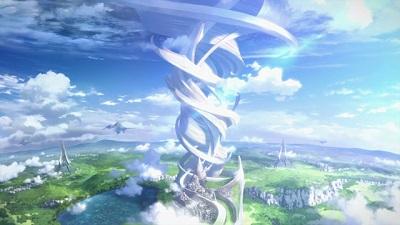 Sword Art Online Sword Art World