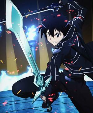 Sword Art Online Kirito Dual Blade Small