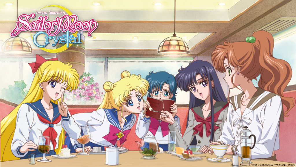 04bf9806f6bee The Magical Uniforms and Outfits of Sailor Moon Crystal ...