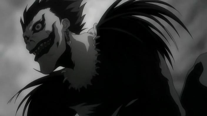 Death Note Rule 3 Ryuk