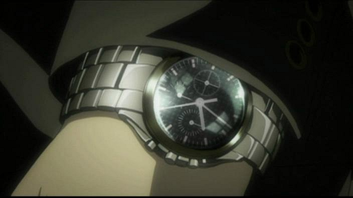Death Note Rule 7 Light Yagami Watch