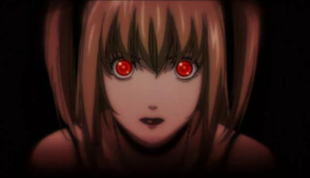 Death Note Rule 10 Misa Amane