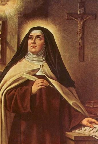 Claymore Teresa of Avila