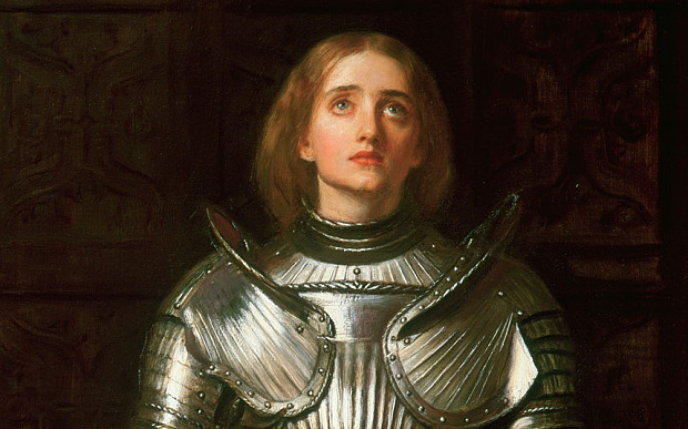 Claymore Joan of Arc