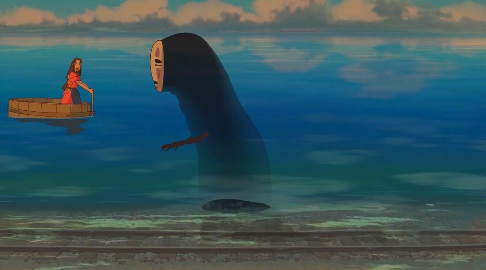 """Sen to Chihiro no Kamikakushi,""""You're in big trouble"""""""