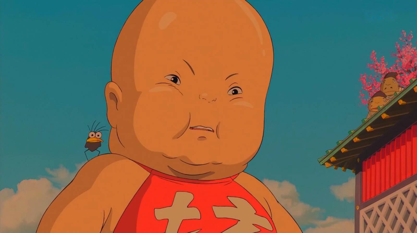 Sen to Chihiro no Kamikakushi, Don't make Sen cry!