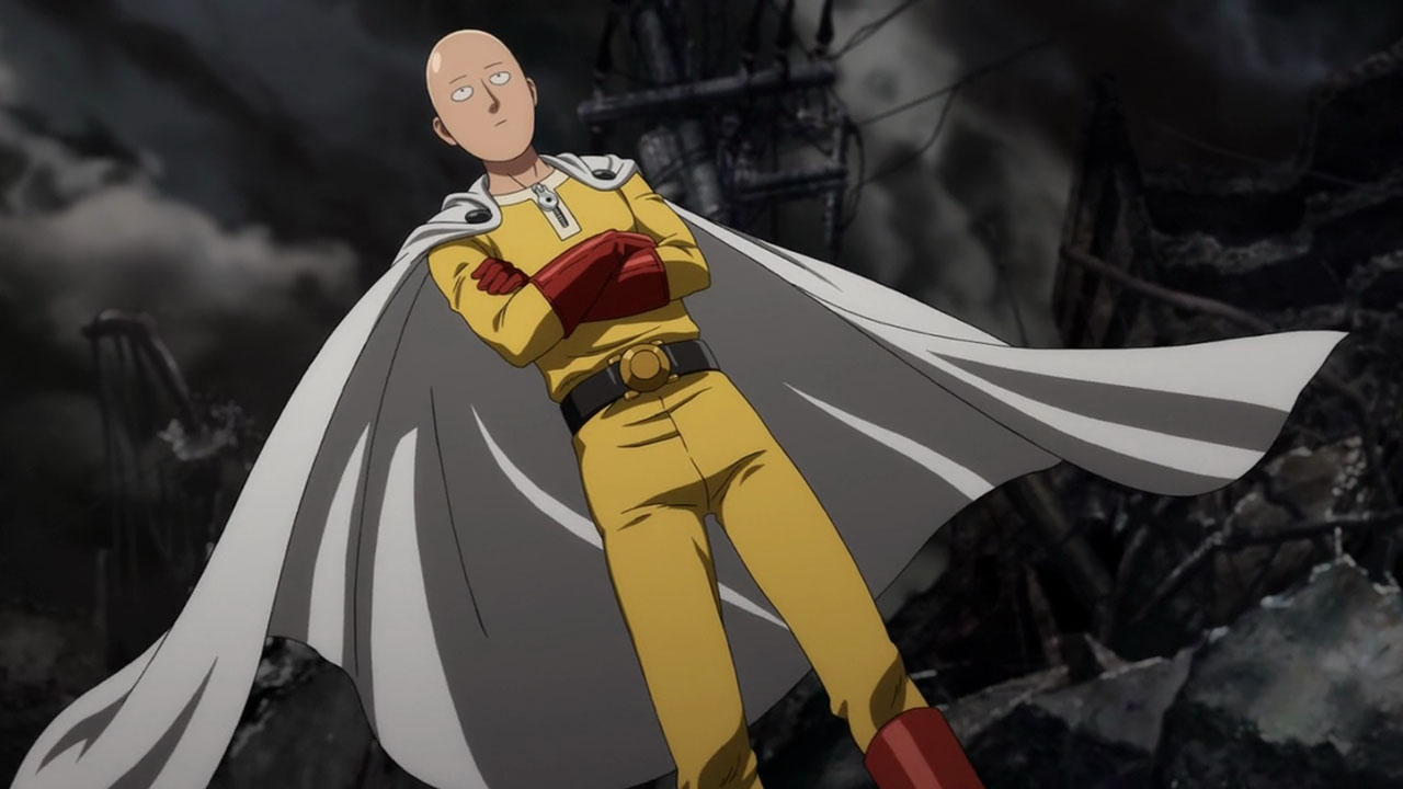hello I am One Punch Man