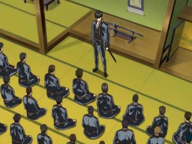 Gintama Shinsengumi