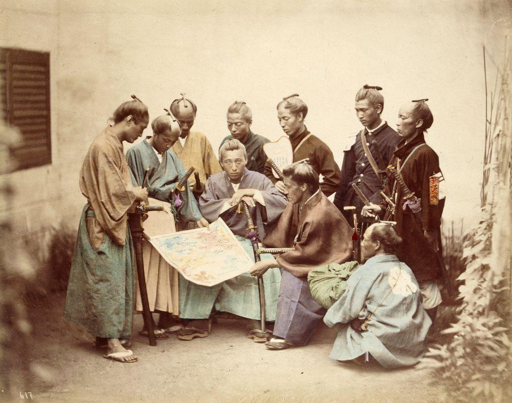 Gintama Japanese Samurai