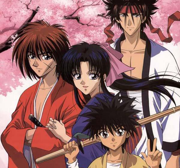 Rurouni Kenshin Gintama