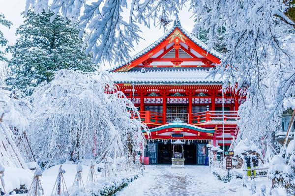 Winter Japanese Foods