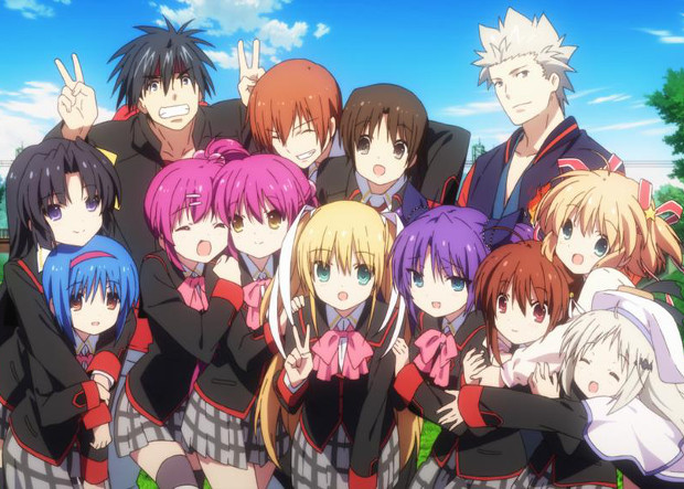 Little Busters! Header