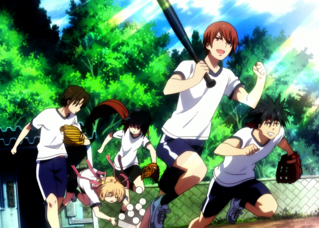 Little Busters! Baseball