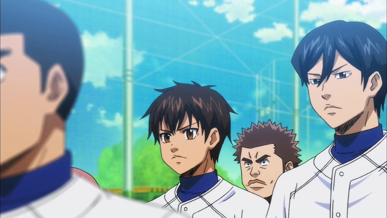Diamond no Ace 2nd 27 - 6