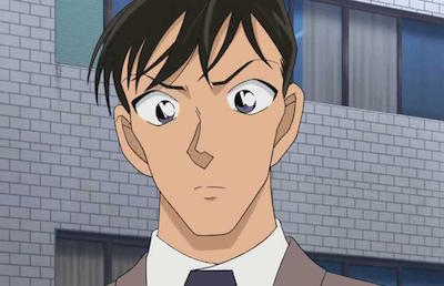 Detective Conan Takagi