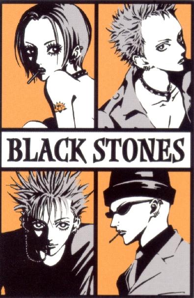 Nana Black Stones