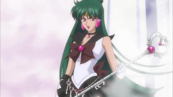 Bishoujo Senshi Sailor Moon: Crystal Setsuna Meiou/Sailor Pluto