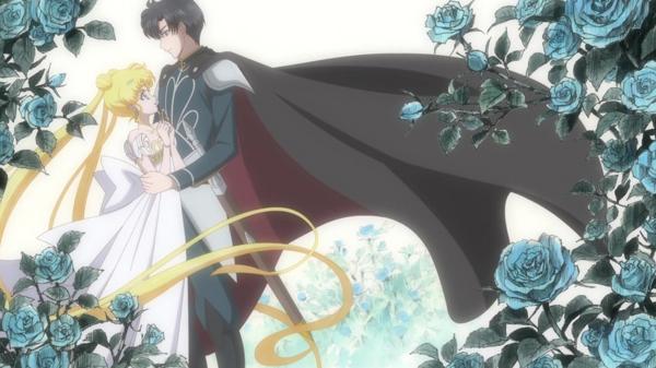 Bishoujo Senshi Sailor Moon: Crystal Serenity endymion