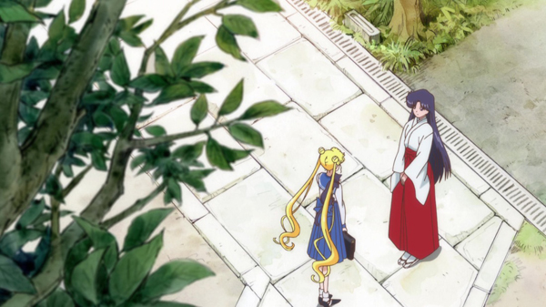 Bishoujo Senshi Sailor Moon: Crystal Rei Hino/Sailor Mars