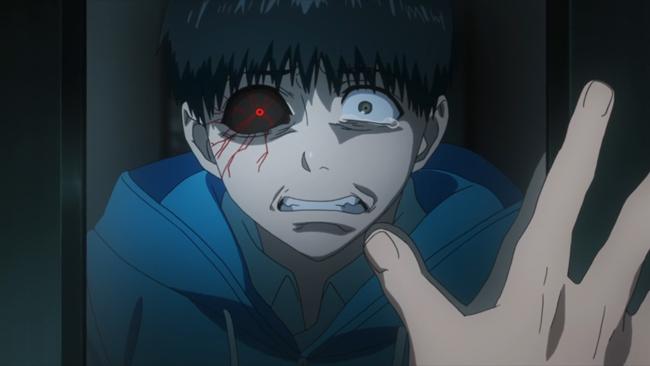 The Half-Ghoul - Cannibalism in Tokyo Ghoul