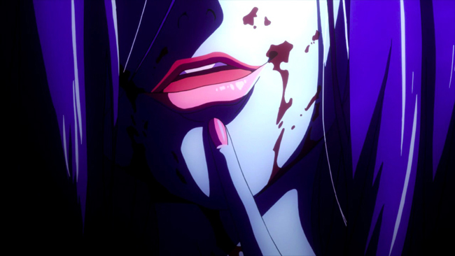 Rize - Cannibalism in Tokyo Ghoul