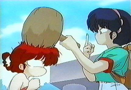 Akane Tendo & Ranma Saotome from Ranma 1/2