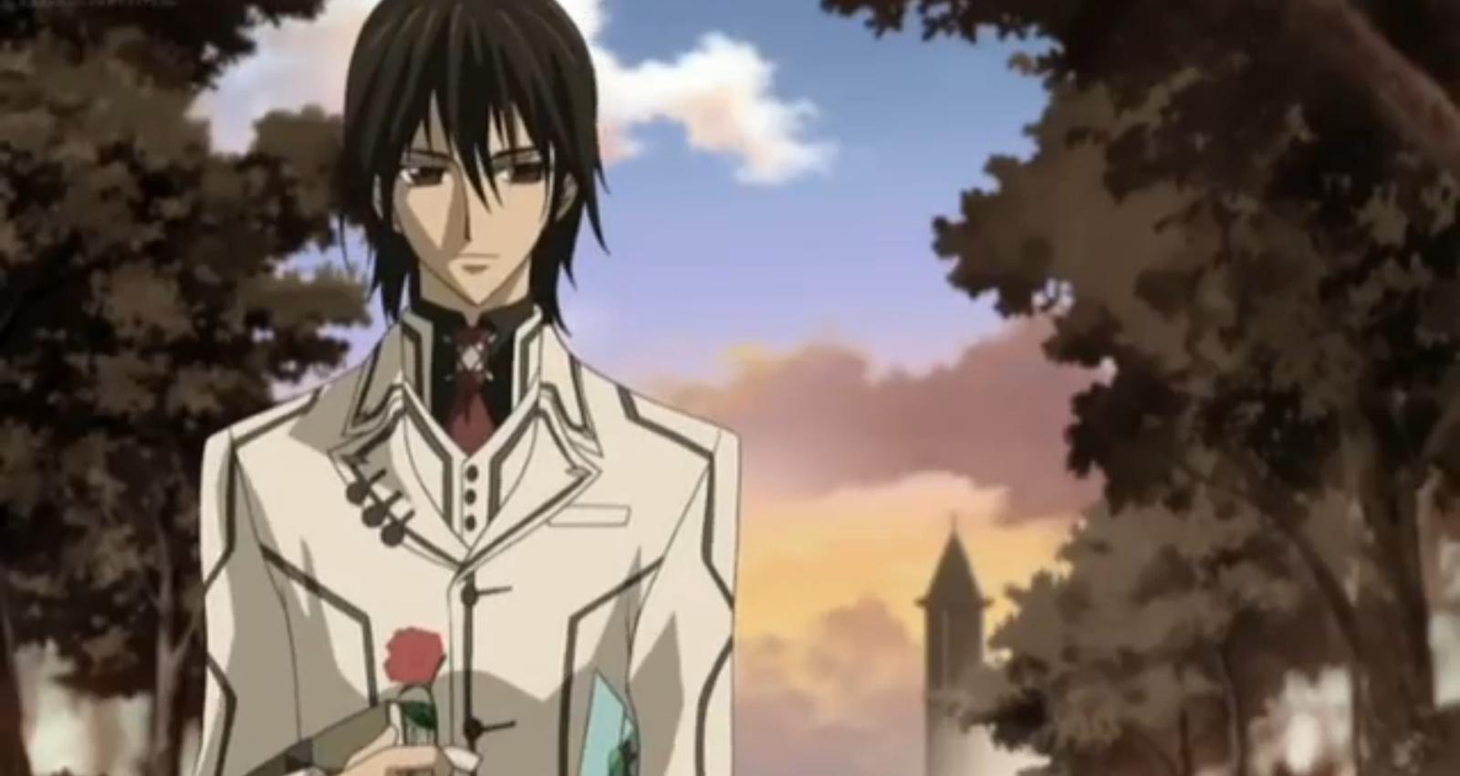 Vampire Knight Kaname Kuran