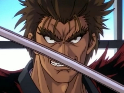 Rurouni Kenshin Raijuta Isurugi