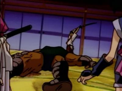 Rurouni Kenshin Eiji Mishima and Senkaku
