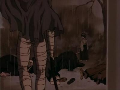 Rurouni Kenshin Makoto Shishio and Seta Soujiro