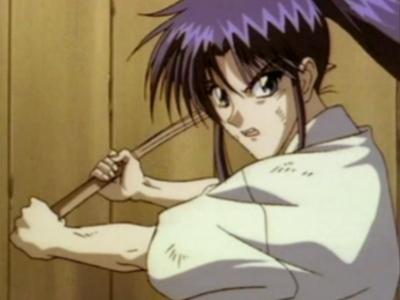 Rurouni Kenshin Kaoru Kamiya