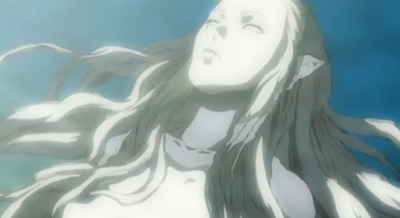 Claymore Ophelia Death