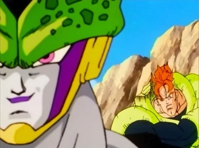 Dragon Ball Z, Cell to Android 16