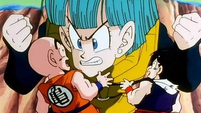 Dragon Ball Z, Kuririn to Gohan