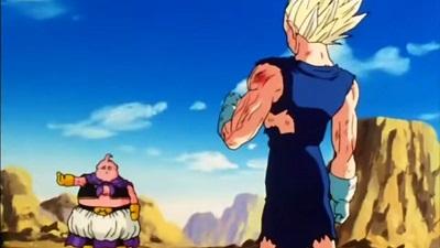 Dragon Ball Z, Vegeta to Majin Buu