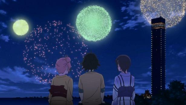 Yahari Ore no Seishun Love Comedy wa Machigatteiru - Fireworks