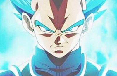 Dragon Ball Z, Vegeta