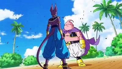 Dragon Ball Z, Buu vs Beerus