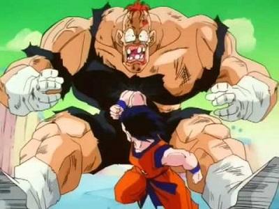 Dragon Ball Z, Goku vs Recoome
